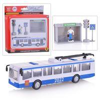 "Игровой набор ""Троллейбус"" (арт. SB-17-14-B-WB)"