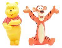 """Набор игрушек для купания """"Винни-Пух и его друзья. Винни-Пух и Тигра"""" (2 шт)"""