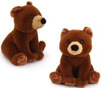 "Мягкая интерактивная игрушка ""Wiki Zoo. Медведь"" (арт. 9935/WZ)"