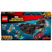"""LEGO Super Heroes """"Похищение Капитана Америка"""""""