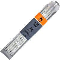 Спицы для вязания чулочные (алюминий; 6.50 мм; 5 шт.)