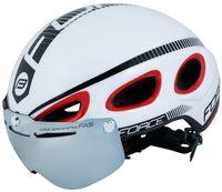 """Шлем велосипедный """"Hornet"""" (белый; р. L)"""