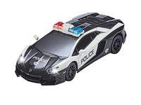 """Машинка на радиоуправлении """"Lamborghini. Полицейская"""" (масштаб: 1/24)"""