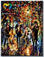 "Картина по номерам ""Джазовый оркестр"" (300x400 мм; арт. HB3040092)"