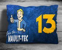 """Подушка """"Fallout"""" (art. 1)"""