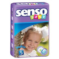 "Подгузники ""Senso baby. Junior"" (11-25 кг, 16 шт)"