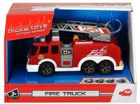 """Машинка инерционная """"Пожарная служба"""" (со световыми и звуковыми эффектами)"""