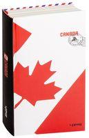 "Блокнот ""Флаг Канады"" (110х185 мм)"