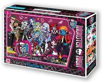 """Пазл """"Monster High"""" (500 элементов; арт. 05490)"""