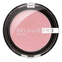 """Румяна """"Relouis Pro Blush"""" тон: 72, pink lily"""