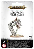 Warhammer Age of Sigmar. Flesh-Eater Courts. Abhorrant Archregent (91-37)