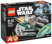 """LEGO Star Wars """"Звездный истребитель Йоды"""""""