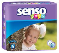 "Подгузники ""Senso baby. Junior"" (11-25 кг, 32 шт)"