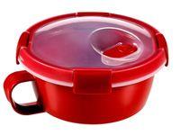 """Контейнер для еды """"Microwave. Multiuse"""" (0,6 л)"""