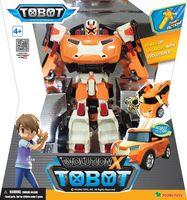 """Робот-трансформер """"Тобот. Эволюция X"""""""