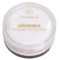 "Рассыпчатая пудра для лица ""Dermacol. Invisible Fixing Powder"" тон: light"