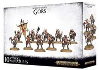 Warhammer Age of Sigmar. Beasts of Chaos. Gors (81-08)