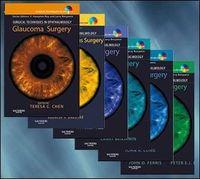 Хирургические техники в офтальмологии ( комплект из 6 книг)