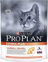 """Корм сухой для кошек """"Derma Plus"""" (400 г; лосось)"""