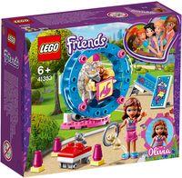 """LEGO Friends """"Игровая площадка для хомячка Оливии"""""""