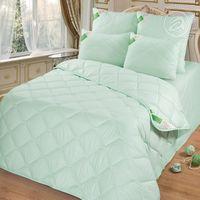 Одеяло стеганое (200х215 см; евро; арт. 2396)