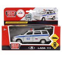 """Модель машины """"Lada 111. Полиция"""" (арт. SB-16-67-P-WB)"""