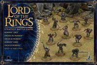 """Набор миниатюр """"LotR/The Hobbit. Mordor Orcs"""" (08-07)"""