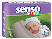 """Подгузники """"Senso baby. Mini"""" (3-6 кг, 26 шт)"""