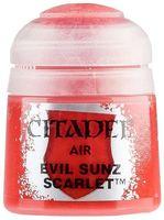 """Краска для аэрографа """"Citadel Air"""" (evil sunz scarlet; 12 мл)"""