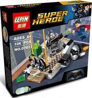 "Конструктор Super Heroe ""Бэтмен против Супермена. Битва супергероев"""