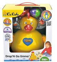"""Развивающая игрушка """"Курица-несушка"""""""