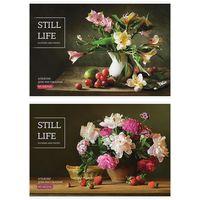 """Альбом для рисования """"Still Life"""" (А4; 40 листов; в ассортименте)"""