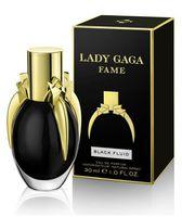 "Парфюмерная вода для женщин Lady Gaga ""Black Fluid"" (30 мл)"