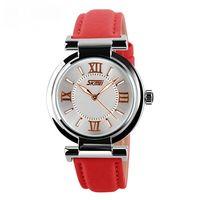 Часы наручные (красные; арт. SKMEI 9075-2)