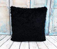 "Подушка ""Аляска"" (45x45 см; чёрная)"