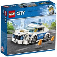 """LEGO City """"Автомобиль полицейского патруля"""""""