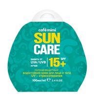 """Крем солнцезащитный для лица и тела """"Sun Care"""" SPF 15 (100 мл)"""
