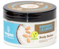 "Крем-масло для тела ""Coconut & Almond Cream"" (250 мл)"