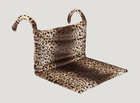 Гамак для кошек (43х32х20 см; леопард)