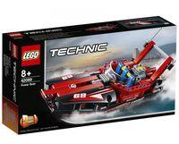 """LEGO Technic """"Моторная лодка"""""""