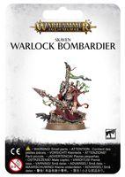 Warhammer Age of Sigmar. Skaven. Warlock Bombardier (90-25)
