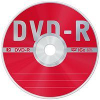 Диск DVD-R 4.7Gb 16X Data Standard CakeBox 50