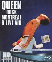 Queen. Rock Montreal and Live Aid (Blu-Ray)