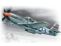 Американский истребитель Мустанг P-51 C (масштаб: 1/48)