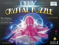"""Пазл-головоломка """"3D Crystal Puzzle. Осьминог"""" (26 элементов)"""