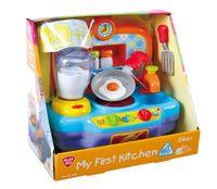 """Игровой набор """"Моя первая кухня"""" (со световыми и звуковыми эффектами)"""