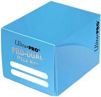 """Коробочка для карт """"PRO Dual Small"""" (120 карт; голубая)"""