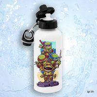 "Бутылка для воды ""Черепашки ниндзя"" (600 мл)"