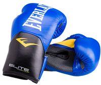 "Перчатки боксёрские ""Elite ProStyle"" (14 унций; синие)"