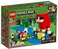 "LEGO Minecraft ""Шерстяная ферма"""